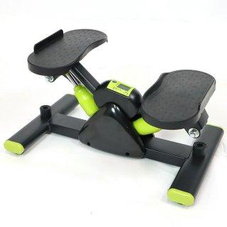 サイドステッパー [JTF-507] SIS モニター付き エクササイズ 有酸素運動 コンパクト ダイエット トレーニング 室内