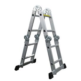 多機能はしご337 [AM0112D] SIS 脚立 折りたたみ 足場 ステップラダー