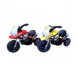 本格レーシング仕様子供用電動乗用バイクHV318(三輪車)[HV318]- SIS 子供用 三輪車 バイク 充電式 乗り物 乗用玩具 プレゼント クリスマス 誕生日