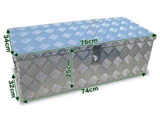 鍵付き・持ち運びに便利な取手付き 工具ボックス732 [ ATB1-732 ] - SIS ツールボックス 収納ボックス 工具箱 道具箱
