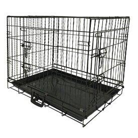 小・中型犬用 ペットケージGY07-S [8002] SIS 犬小屋 ペットゲージ ゲート ペット用品