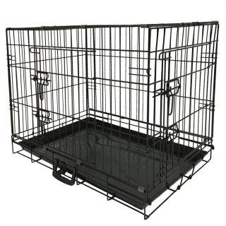小・中型犬用 ペットケージGY07-M [8003] SIS 犬小屋 ペットゲージ ペット用品