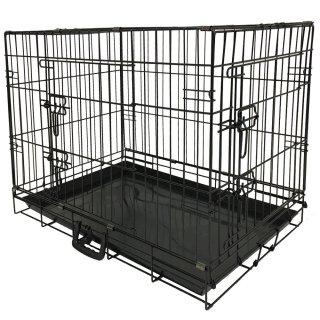 ペットケージGY07-L [8004] SIS 折り畳み ペットケージ ペットゲージ 犬用 大型犬 中型犬 ペットサークル ペットゲート ケージ 小屋 サークル ゲージ