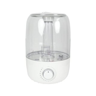 上部給水式加湿器 Clear tank [NOFN02] SIS 超音波式 加湿器 大容量 4L アロマ対応 乾燥 風邪予防 ウイルス対策
