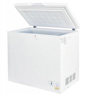 冷凍ストッカー(業務用 冷凍庫)140L [152-OR] シェルパ フリーザー 鍵付き キャスター付き ストック 大量