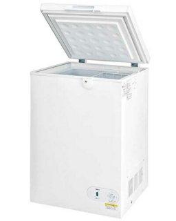 冷凍ストッカー(業務用 冷凍庫)98L [98-OR] シェルパ縦型 キャスター付き 鍵付き フリーザー