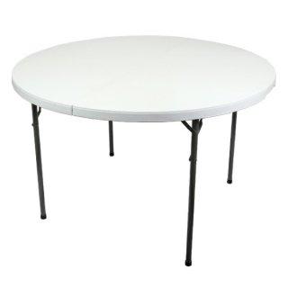 ラウンドテーブル [YS-ZY120] SIS 丸テーブル キャンプ バーベキュー BBQ レジャー ガーデニング アウトドア