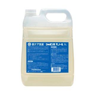 シャボン玉石けん スノール 液体 5L