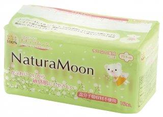 NaturaMoon(ナチュラムーン)多い日昼用 羽つき 23.5cm
