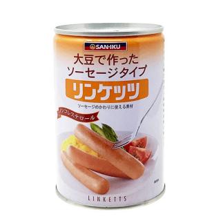 三育フーズ ソーセージタイプリンケッツ  400g