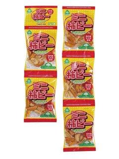 サンコー ミニ柿ピー 5パック