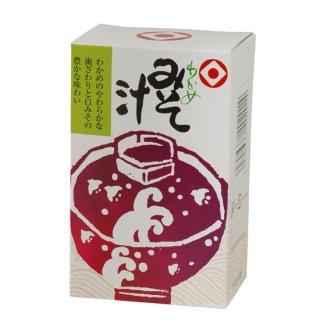 日本食品工業 わかめみそ汁 6袋