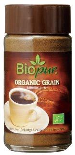 ミトク 有機穀物コーヒー 100g