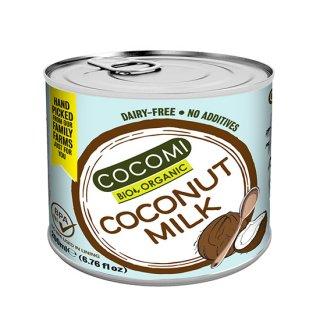 ミトク ココミ有機ココナッツミルク 200ml