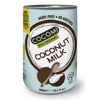 ミトク ココミ有機ココナッツミルク 400ml