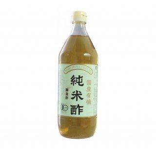 マルシマ 国産有機純米酢 900ml