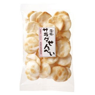 松崎米菓 藻塩サラダせんべい