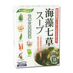 スカイ・フード 海藻七草スープ 3食入