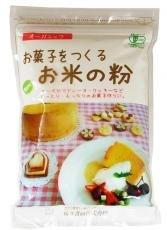 桜井食品 お菓子をつくるお米の粉