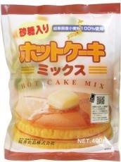 桜井食品 ホットケーキミックス砂糖入