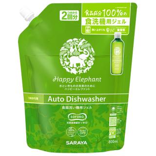 SARAYA ハッピーエレファント 食器洗い機用ジェル詰替