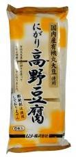 ムソー にがり高野豆腐 6枚