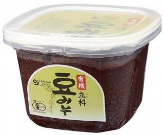 オーサワ 有機立科豆みそ 750g