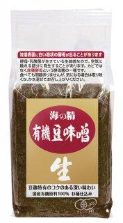 海の精 有機豆味噌 1kg