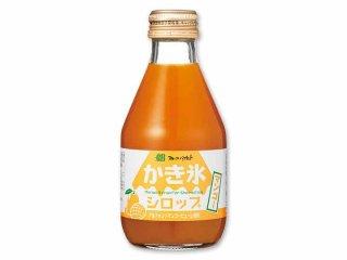 フルーツバスケット かき氷シロップマンゴー(180ml)