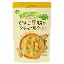 創健社 ひよこ豆粉のシチュールウ(フレーク) 110g