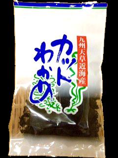 林商店 乾燥カットわかめ(天草産)