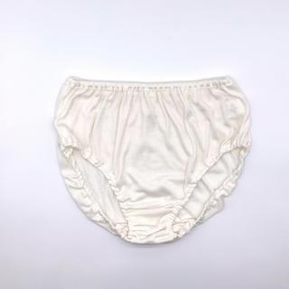 絹糸屋さんからのシルクショーツの完成形。シルクすっぽりショーツ