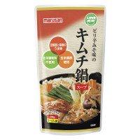 マルサン キムチ鍋スープ 【冬季限定】