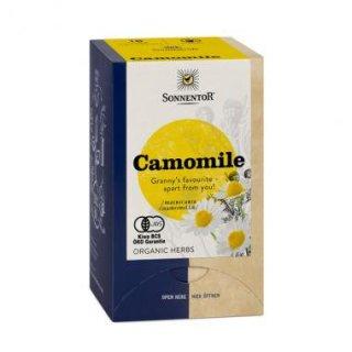 カモミールティー