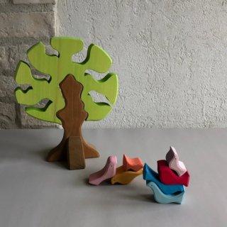Bird tree  ことりの木