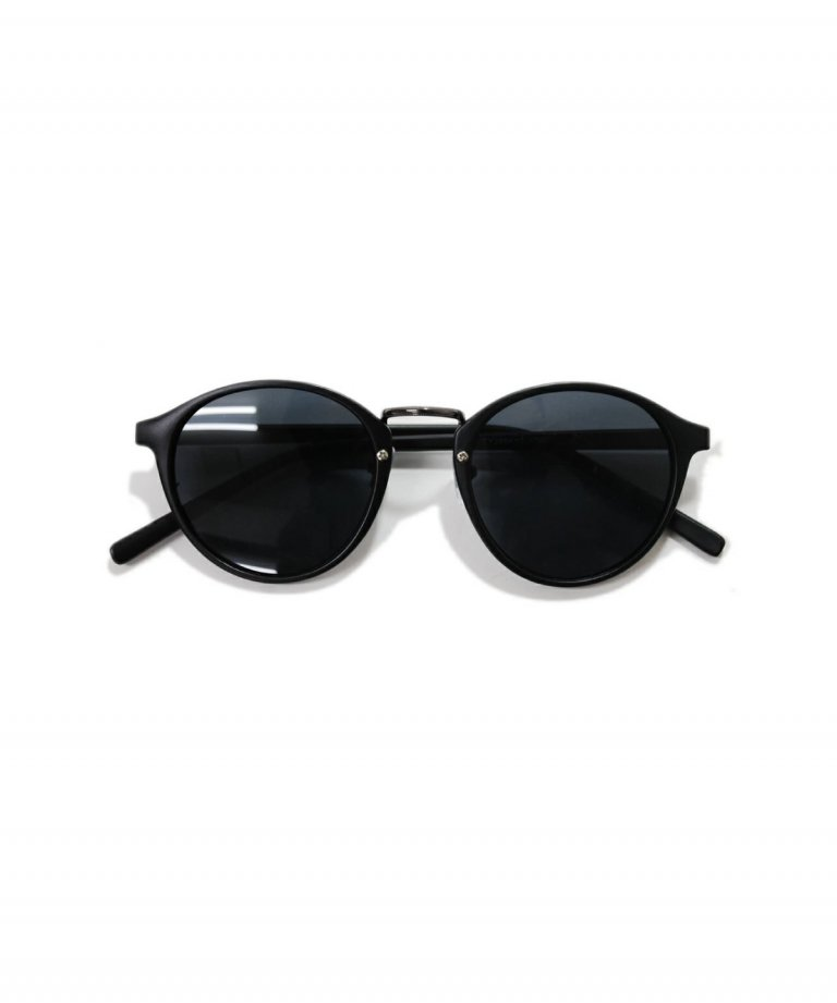 <img class='new_mark_img1' src='https://img.shop-pro.jp/img/new/icons8.gif' style='border:none;display:inline;margin:0px;padding:0px;width:auto;' />BLACK×BOX Smoke Lens Sunglasses BLK×BLK