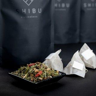 25種SHIBUオリジナル茶10P
