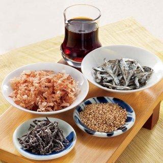 手作り佃煮セット(たれ付き)
