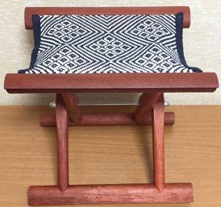 唐木製の胡床