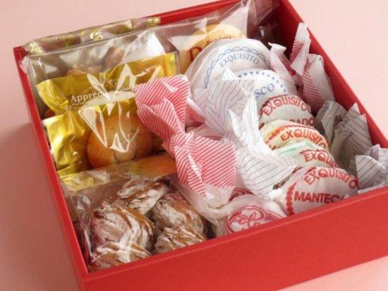 スペインクッキー<br>お楽しみセット16個