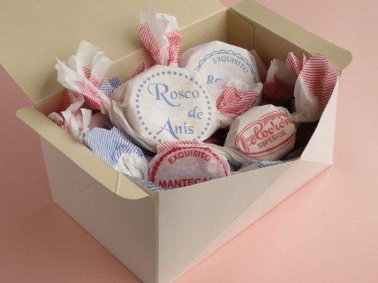 【簡易包装】<br>アンダルシア菓子味比べセット 19個