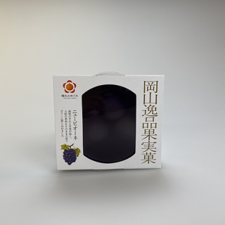 岡山逸品果実菓 ニューピオーネゼリー