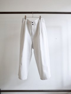 <img class='new_mark_img1' src='https://img.shop-pro.jp/img/new/icons20.gif' style='border:none;display:inline;margin:0px;padding:0px;width:auto;' />[40%OFF]SNOW DENIM WIDE PANTS