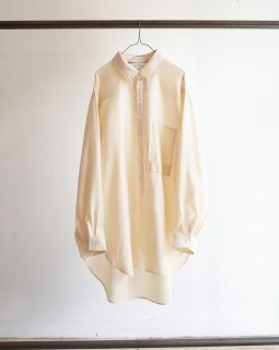 <img class='new_mark_img1' src='https://img.shop-pro.jp/img/new/icons47.gif' style='border:none;display:inline;margin:0px;padding:0px;width:auto;' />MOLESKIN LONG SHIRT(OFFWHITE)