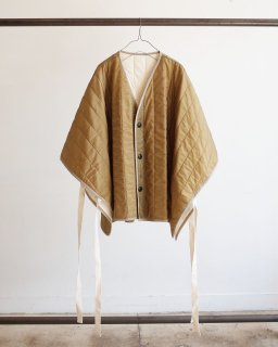 <img class='new_mark_img1' src='https://img.shop-pro.jp/img/new/icons47.gif' style='border:none;display:inline;margin:0px;padding:0px;width:auto;' />QUILTING OVER PONCHO (COYOTE)