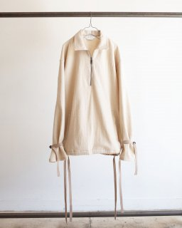 <img class='new_mark_img1' src='https://img.shop-pro.jp/img/new/icons13.gif' style='border:none;display:inline;margin:0px;padding:0px;width:auto;' />C/W NEP PULLOVER SHIRT(WHITE)