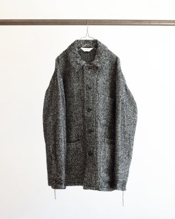 <img class='new_mark_img1' src='https://img.shop-pro.jp/img/new/icons13.gif' style='border:none;display:inline;margin:0px;padding:0px;width:auto;' />WOOL HERRINGBONE COVERALL
