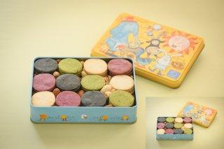 和乃芽米粉クッキー4種 大 2個詰め合わせ