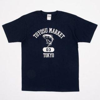 TOYOSU MARKET-03 Tシャツ
