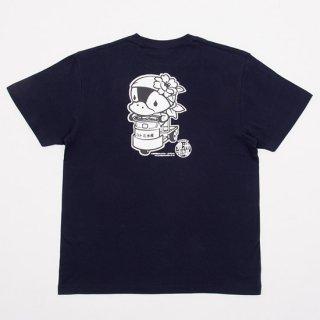 ターレットコトミちゃんTシャツ【コラボ】【コトミちゃん】